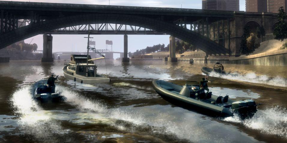 FØRSTEINNTRYKK: Grand Theft Auto IV