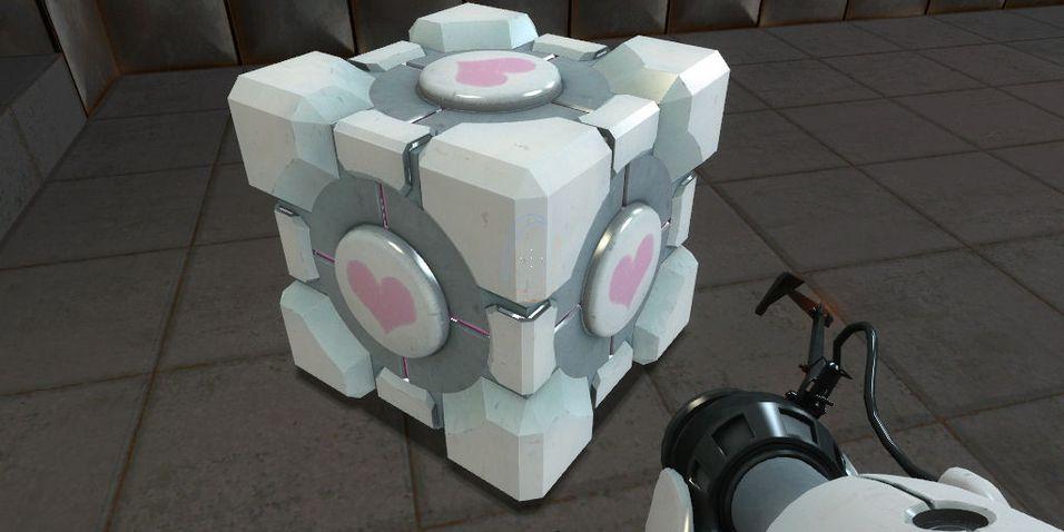 – Portal 2 vil ta tid