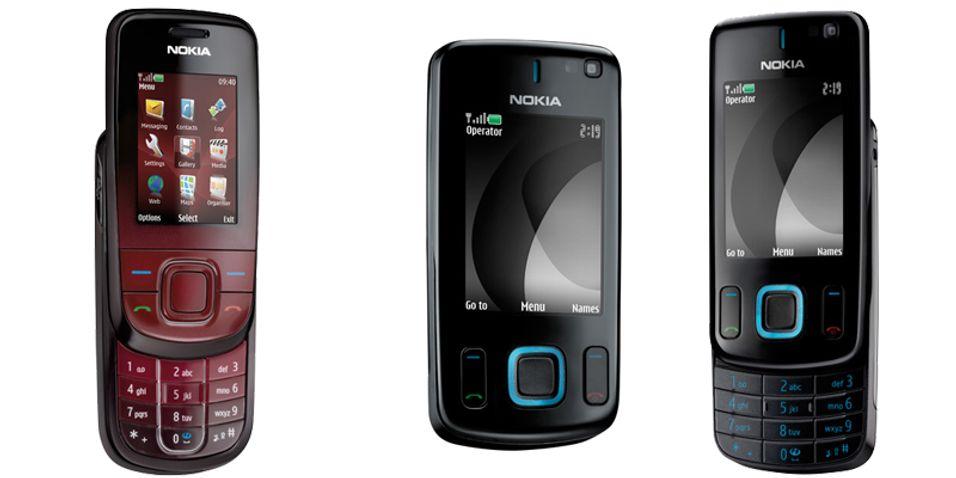 Nokias to nye.