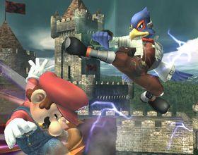 Super Smash Bros. Brawl er blant spillene som mister nettfunksjonen.