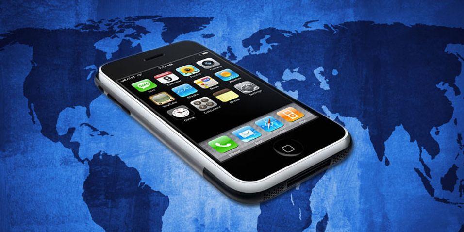 – Iphone får GPS og blir tykkere