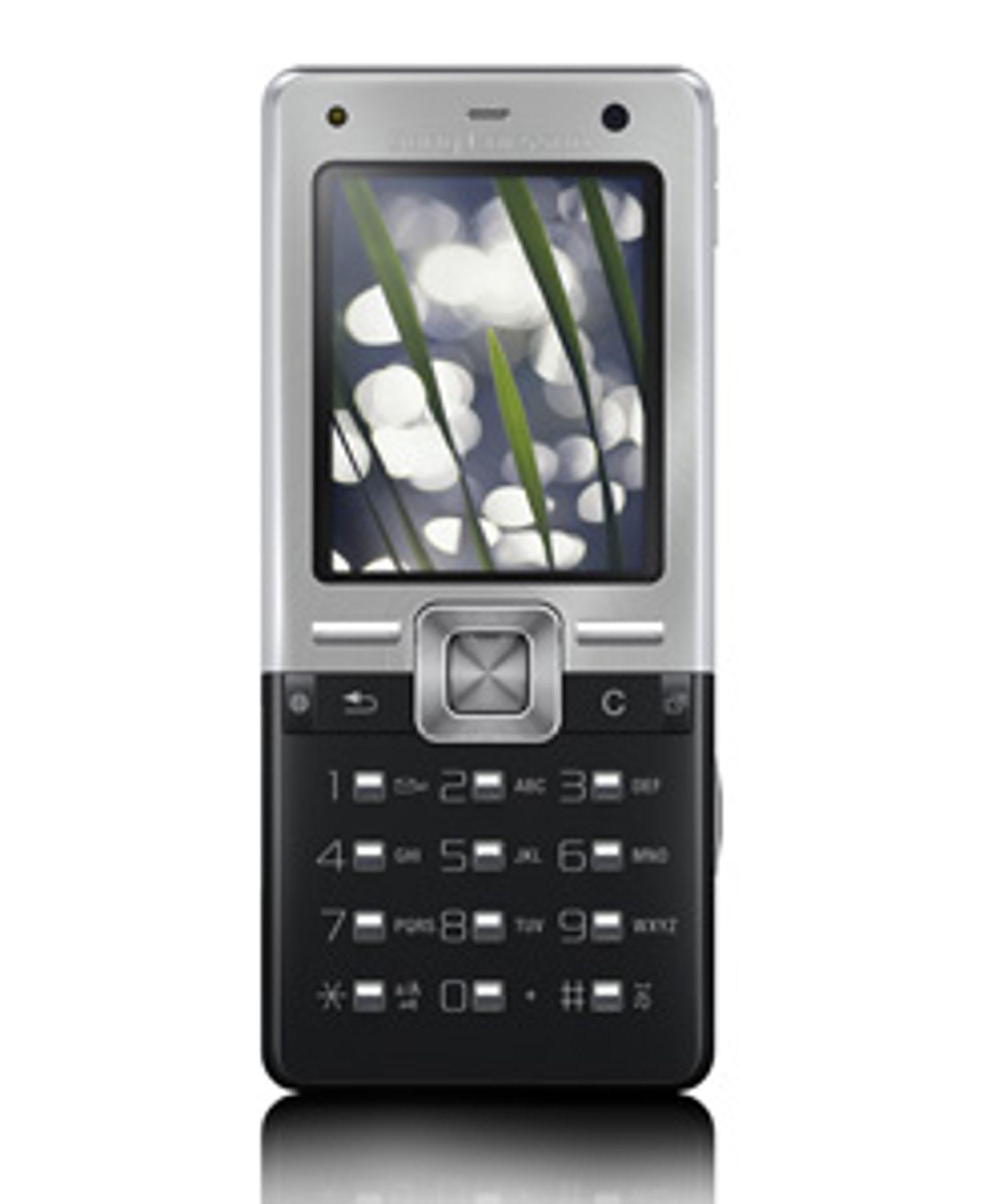 Sony Ericsson T650i er verst på stråling. (Foto: Sony Ericsson)
