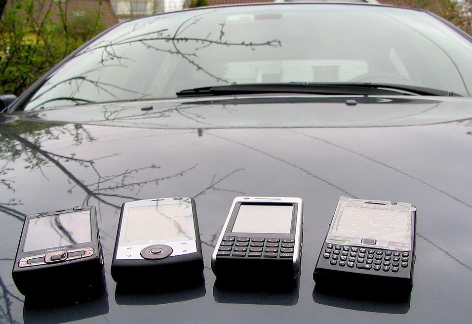 Disse telefonene finner frem for deg.
