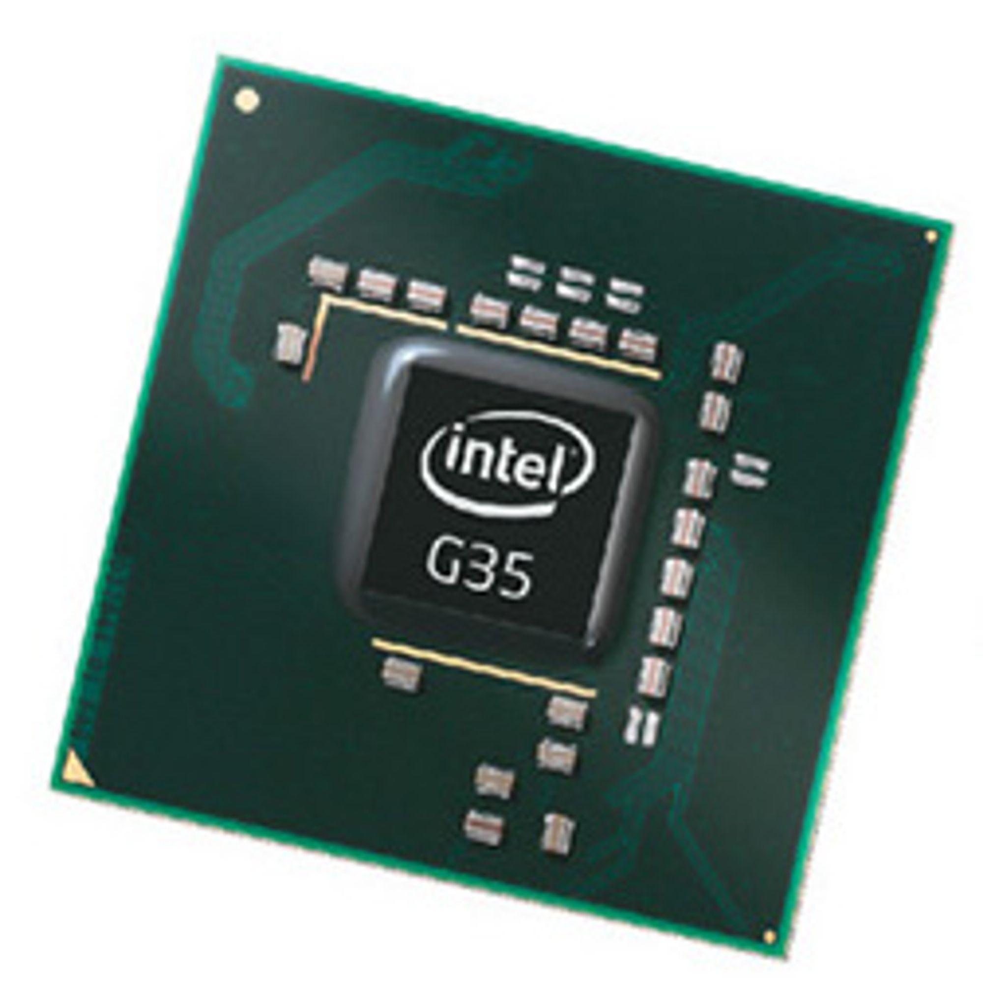 Directx 10 til Intels integrerte grafikkløsninger.