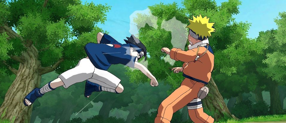 Ninja-Naruto til PS3