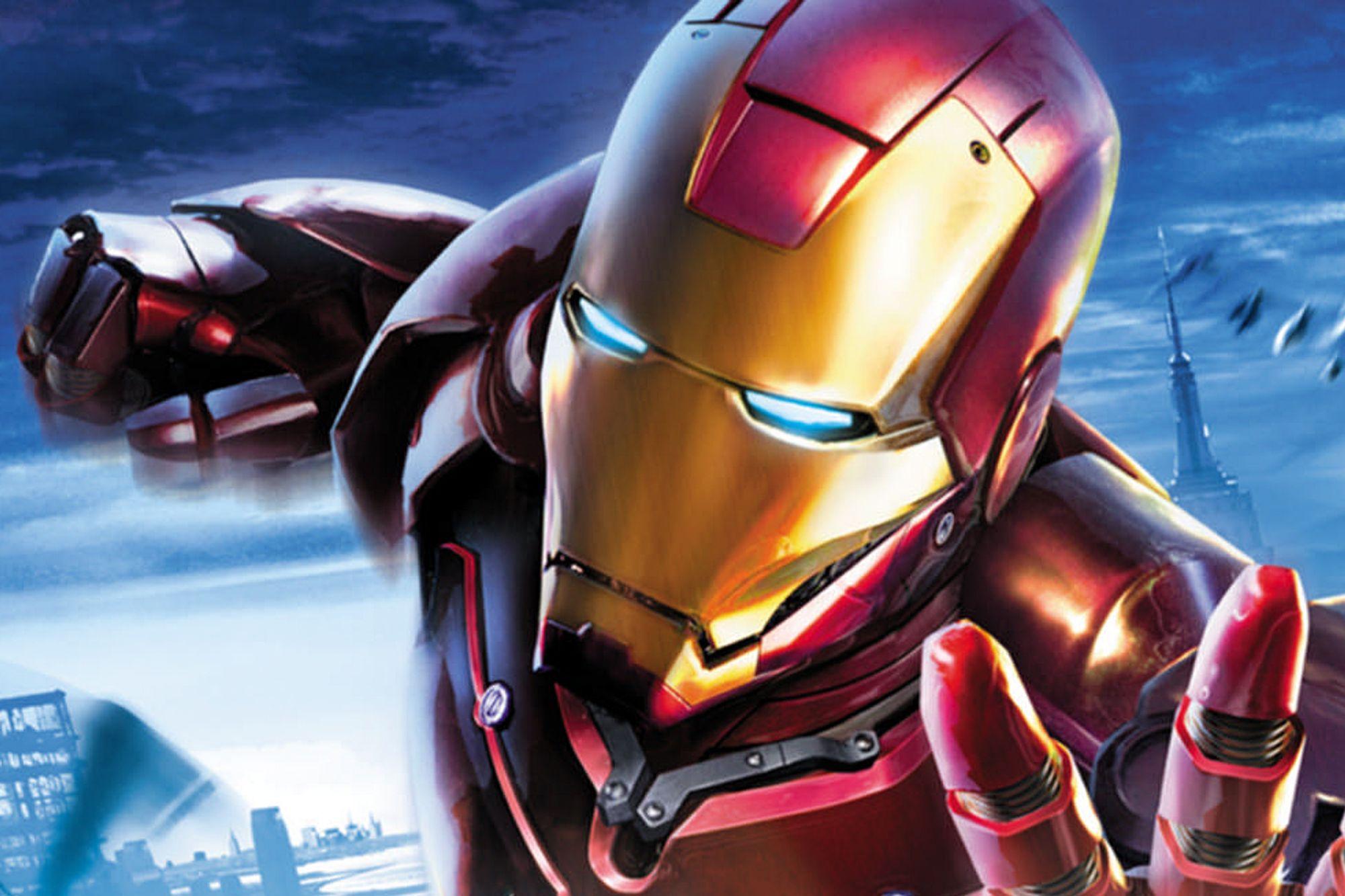 Iron Man datingside Dating igjen over 40