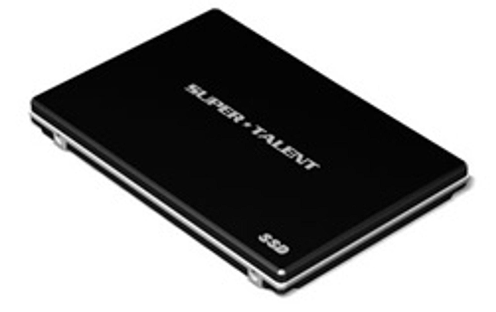 Super Talents nye SSD-enheter. (Foto: Super Talent)