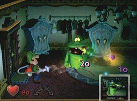 Luigi's Mansion.