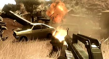 Utviklerdagbok: Far Cry 2