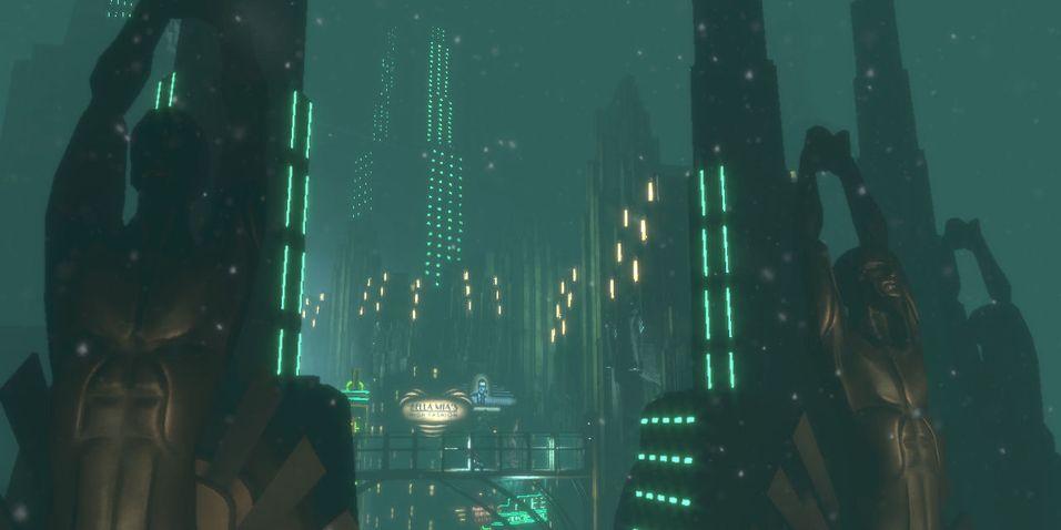 Bioshock blir film
