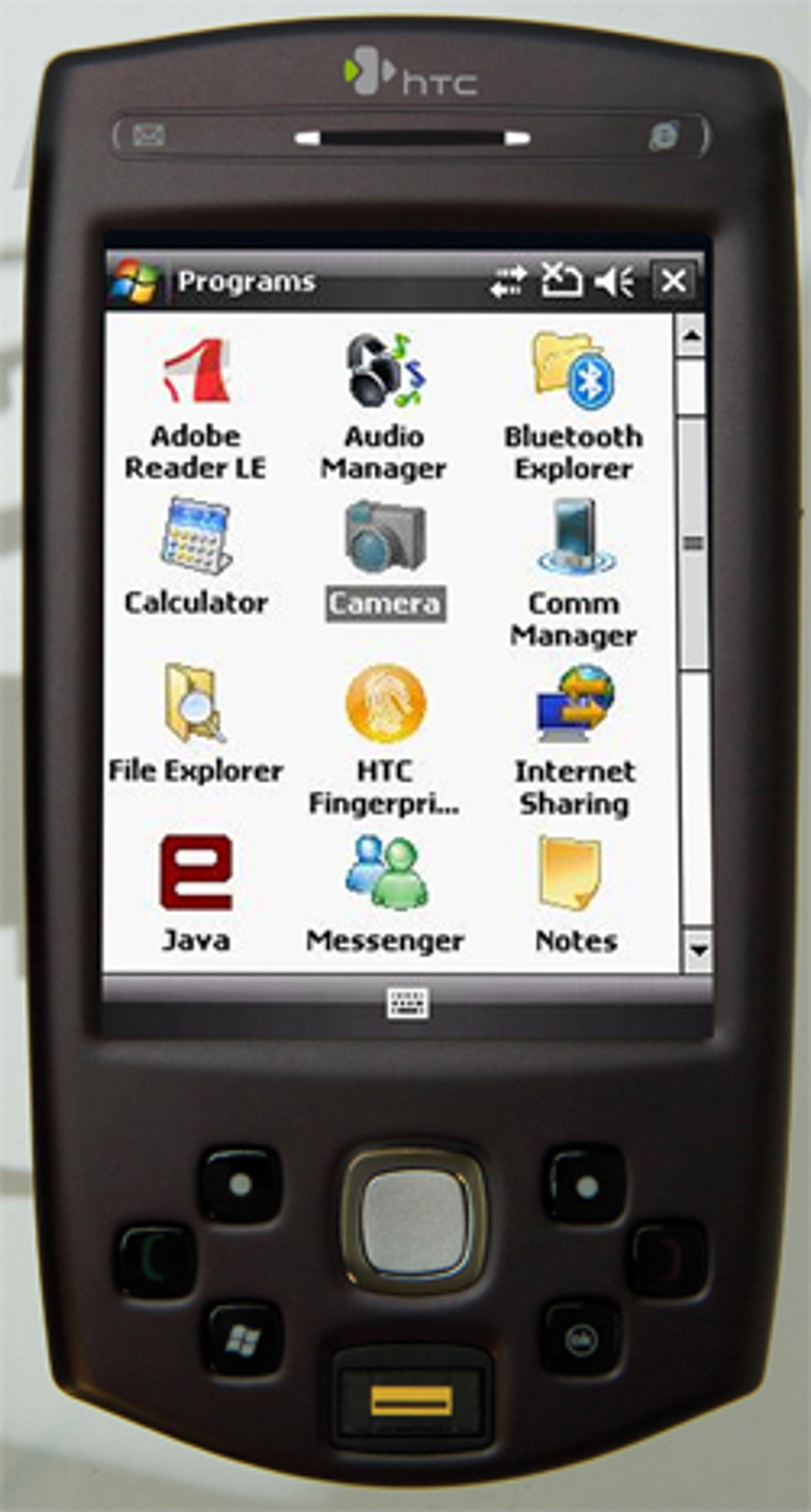 Denne mobilen fokuserer på sikkerhet. Og det koster.