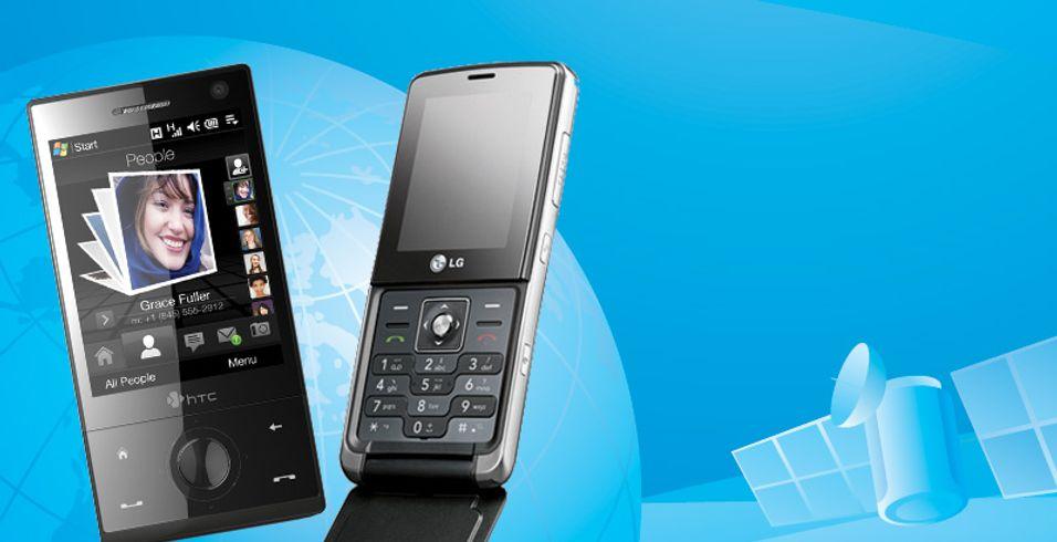 Mye har skjer på GPS-fronten, og HTC og LG lanserer nye mobiler.