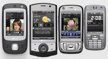 Disse får Windows Mobile 6.1