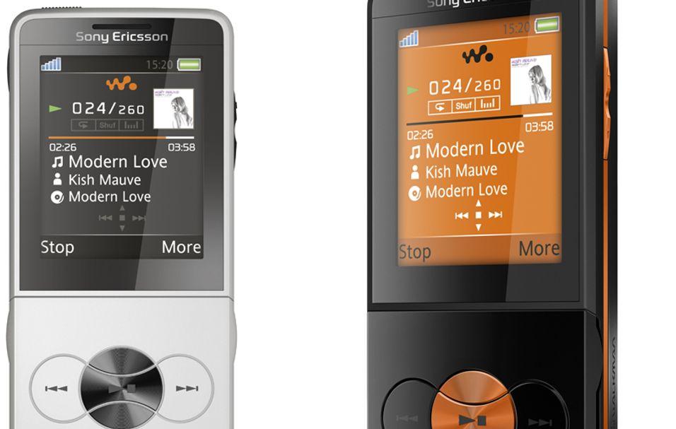 Sony Ericsson W350i er nå i salg.
