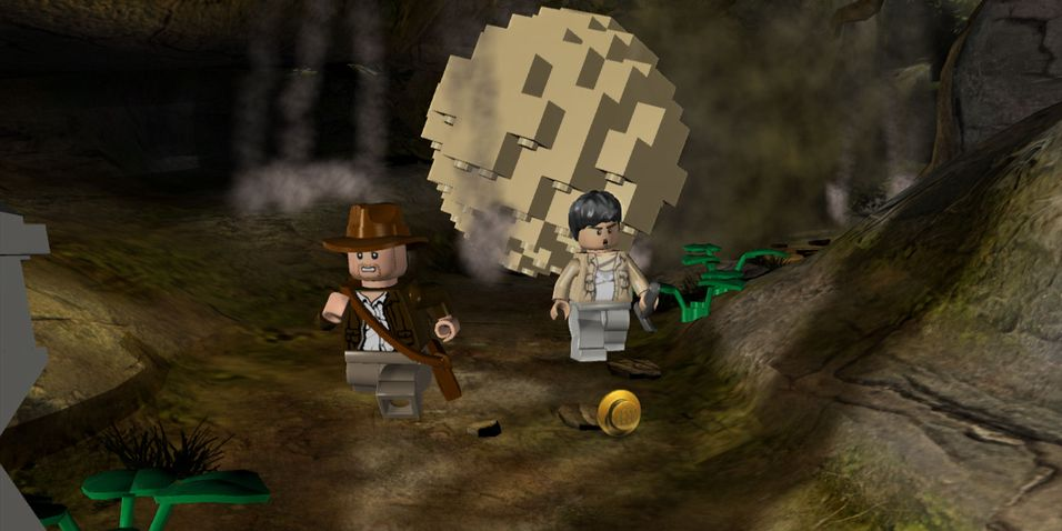 SNIKTITT: Lego Indiana Jones: The Original Adventures