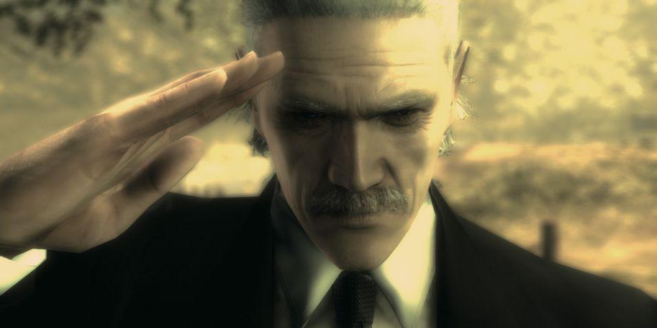 Metal Gear Solid 4 er ferdig