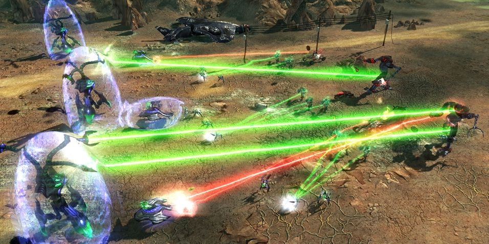 ANMELDELSE: Command & Conquer 3: Kane's Wrath