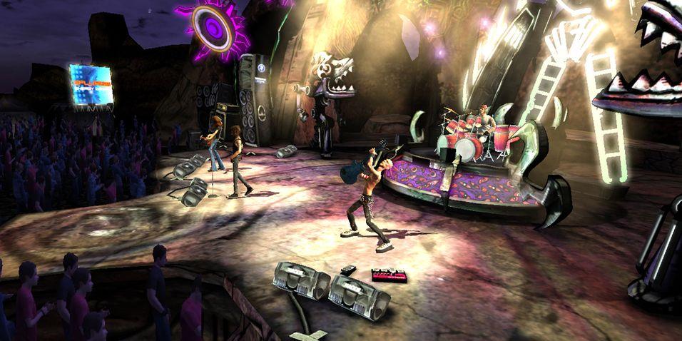 Ny informasjon om Guitar Hero IV