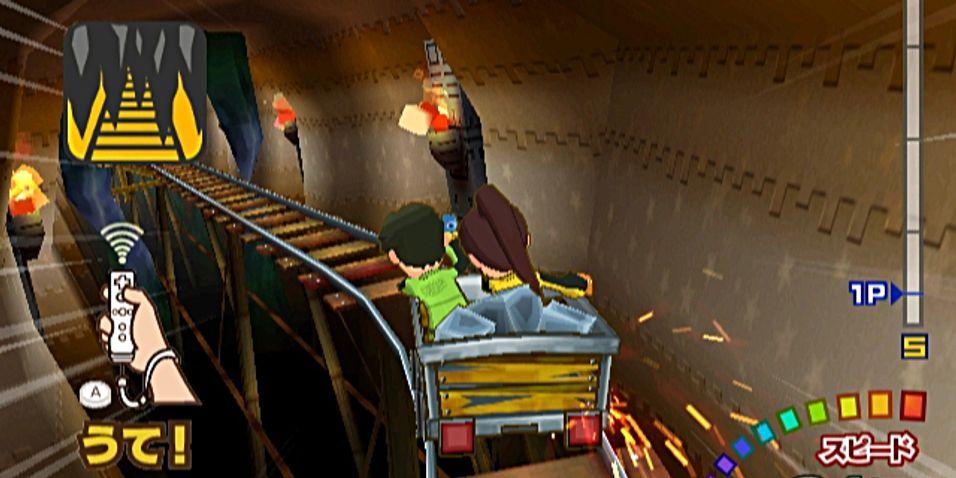 Nytt familiespill til Wii