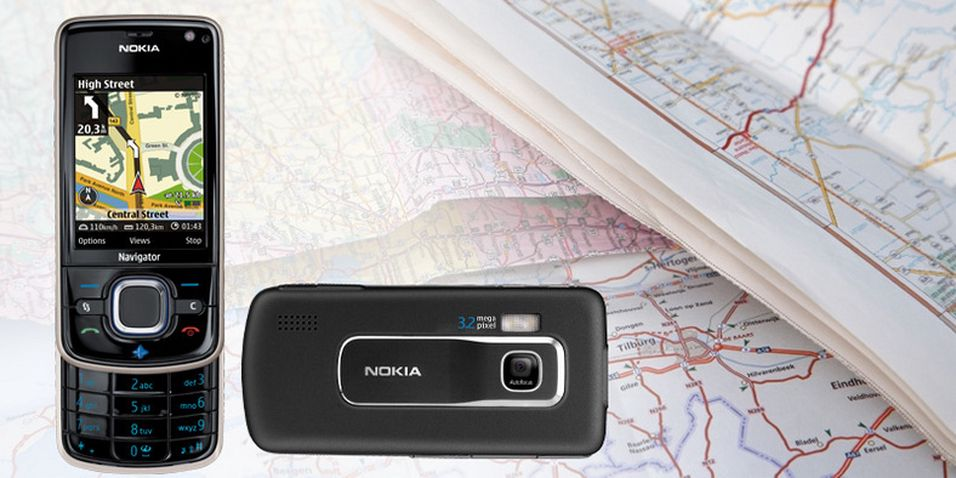35 millioner GPS-mobiler fra Nokia i år.