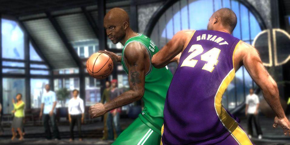 ANMELDELSE: NBA Ballers: Chosen One