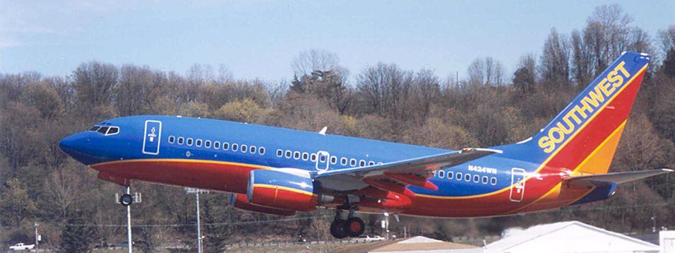 20 minutter med mobilsamtale under landing skader ikke nødvendigvis, viser historien.