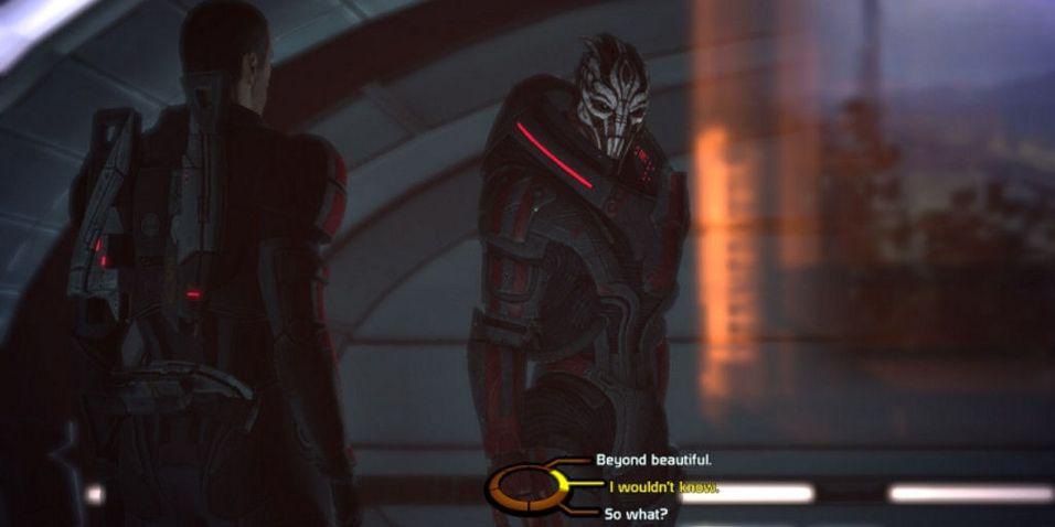 Mass Effect ferdig