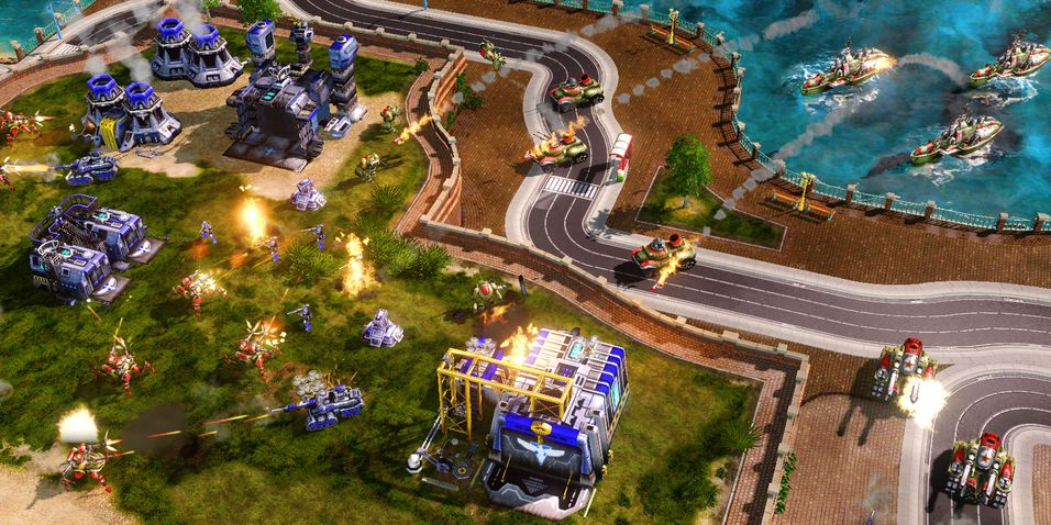 SNIKTITT: Command & Conquer: Red Alert 3