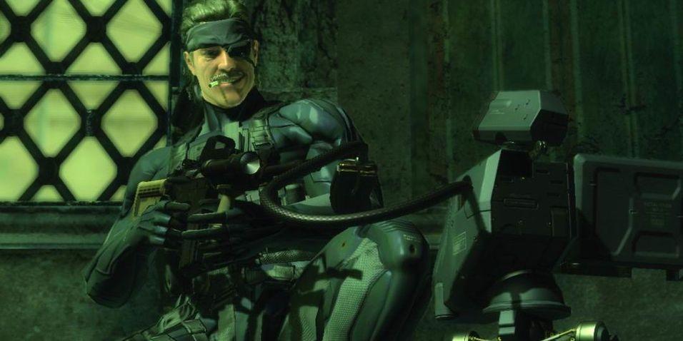 Metal Gear på nytt format