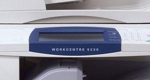 Skriverskred fra Xerox