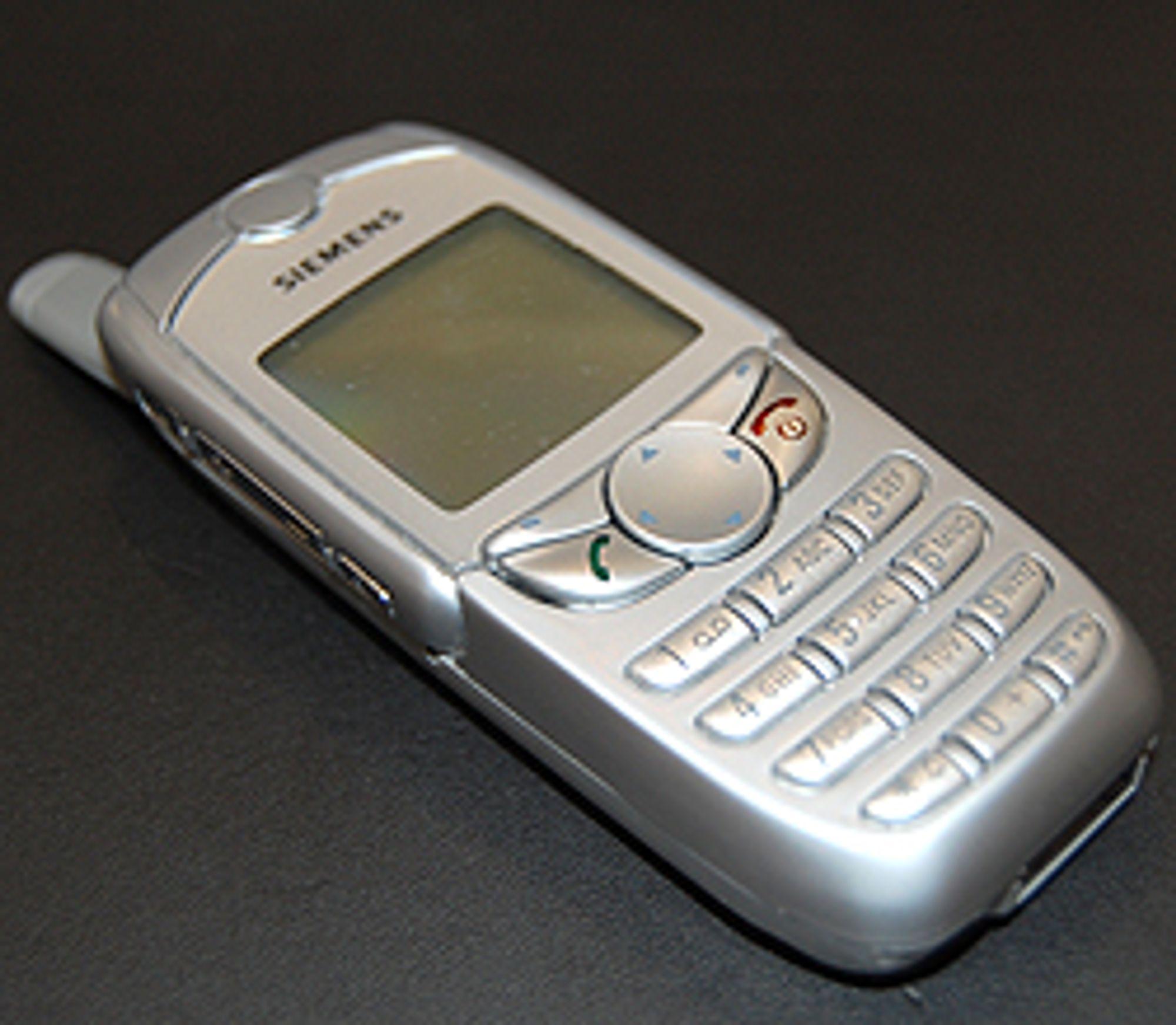 Ta ditt eget bilde av telefonen som skal selges.
