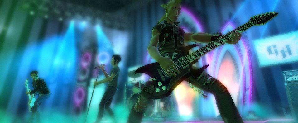 Activision kunngjør Guitar Hero: World Tour