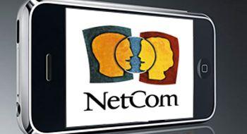 Netcom får Iphone
