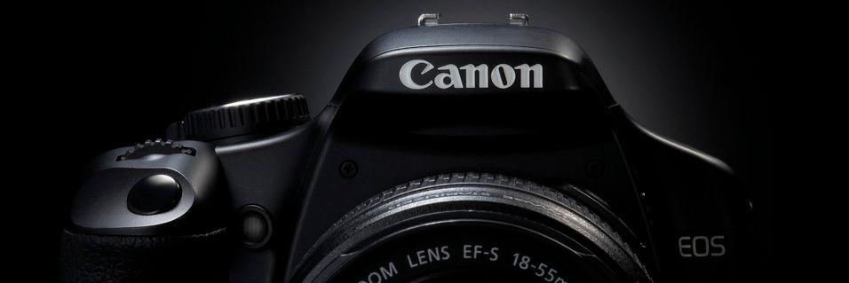TEST: Canon EOS 450D