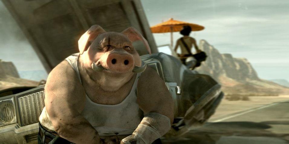 Hvem er denne grisen?
