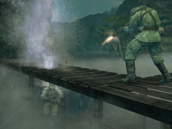 Metal Gear Solid 3: Snake Eater.