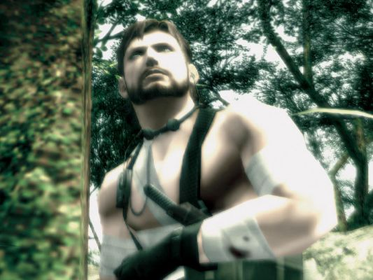 Metal Gear Solid 3: Snake Eater