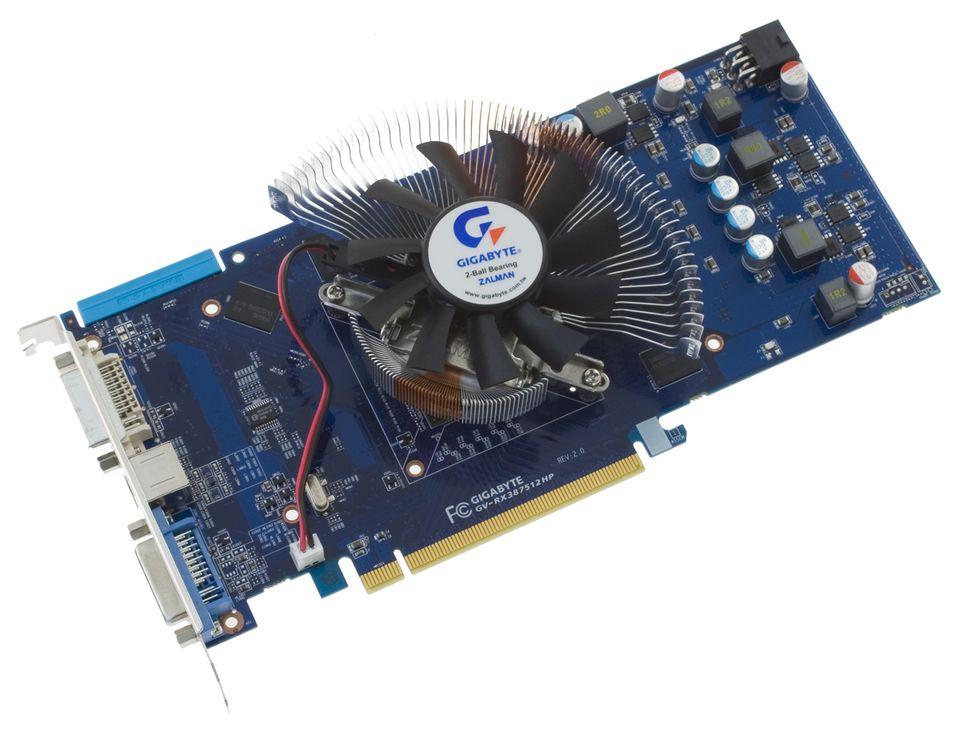 TEST: Gigabyte Radeon HD 3870 OC