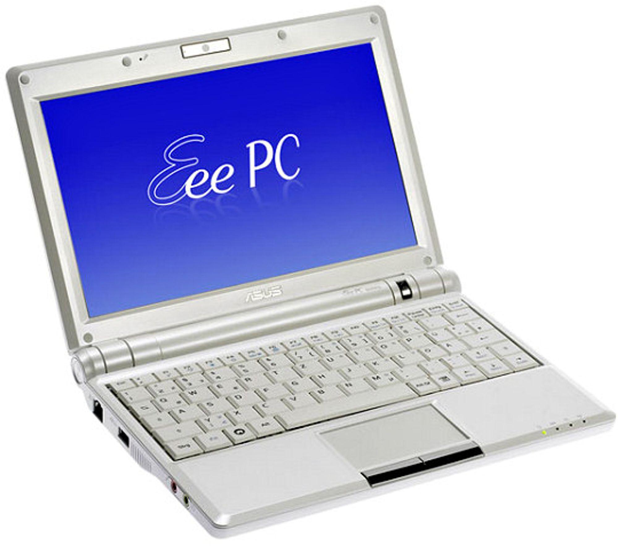 Fases ut: Asus Eee PC 900