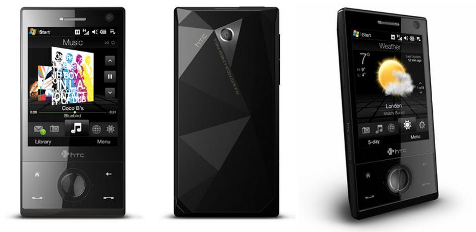 HTC Diamond vil nok  bidra til mer Windows Mobile-vekst.