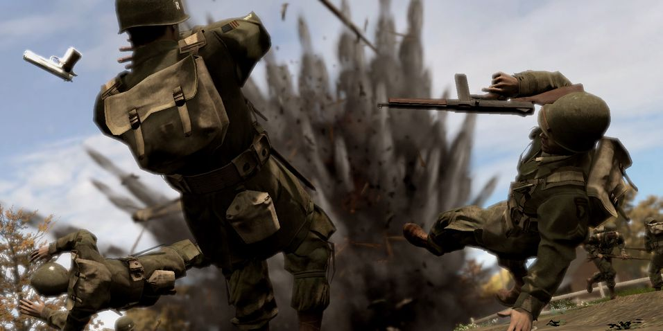 SNIKTITT: Brothers in Arms: Hell's Highway
