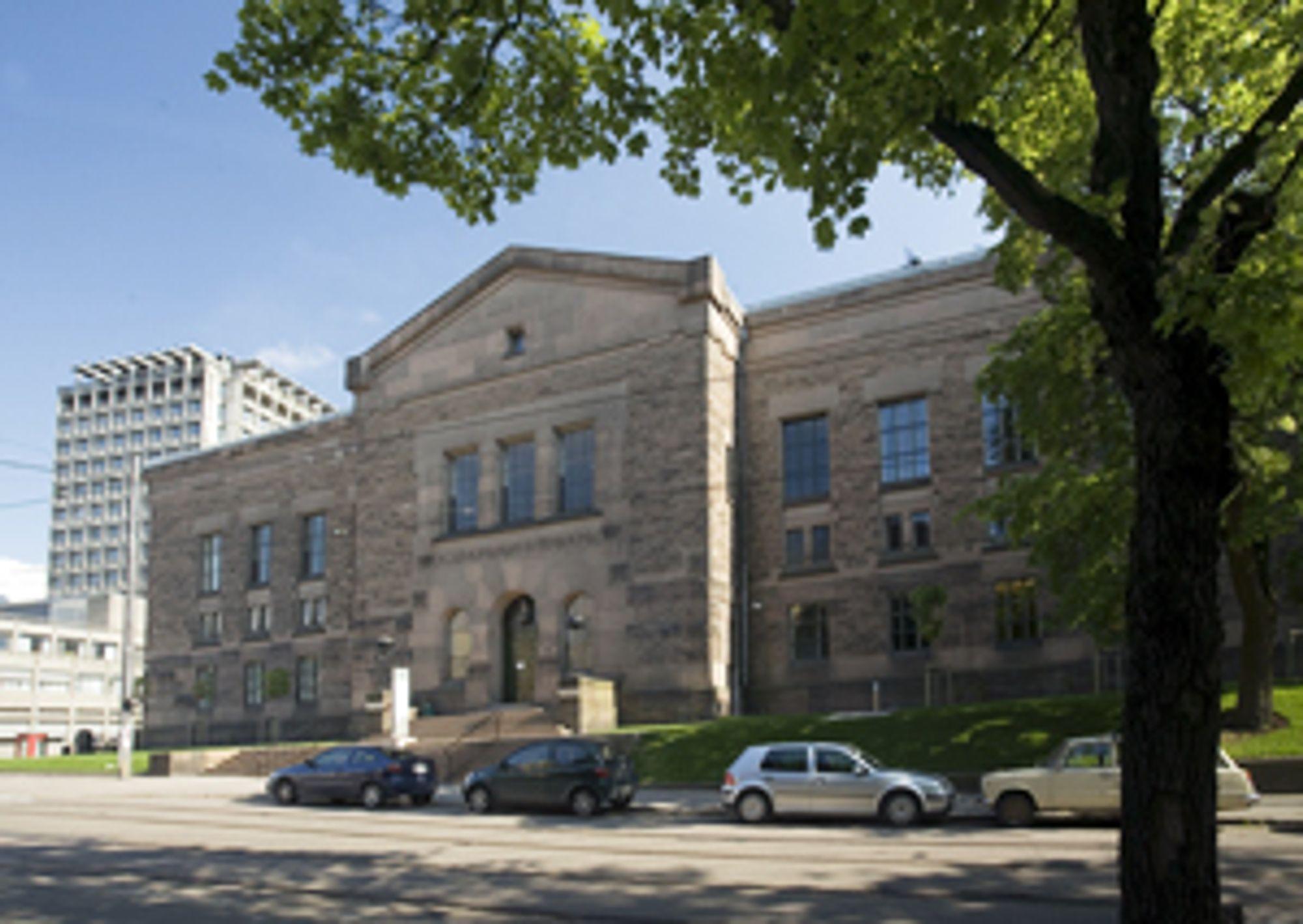 Hele arkivet til Nasjonalbiblioteket skal bli digitalt. Foto: nb.no