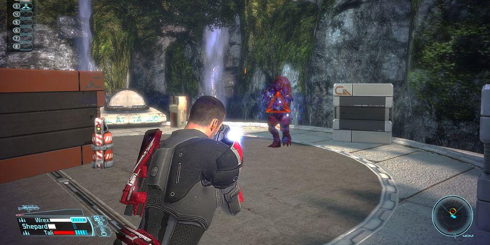 ANMELDELSE: Mass Effect