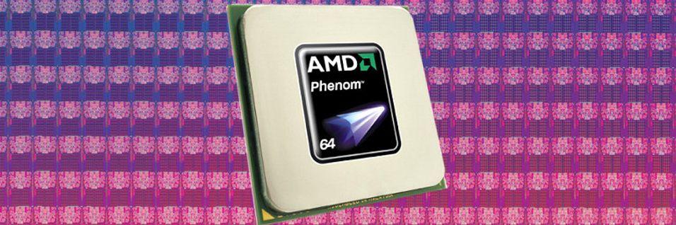 AMDs første 45 nm i oktober?