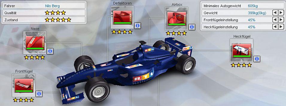 Driv ditt eget racingteam
