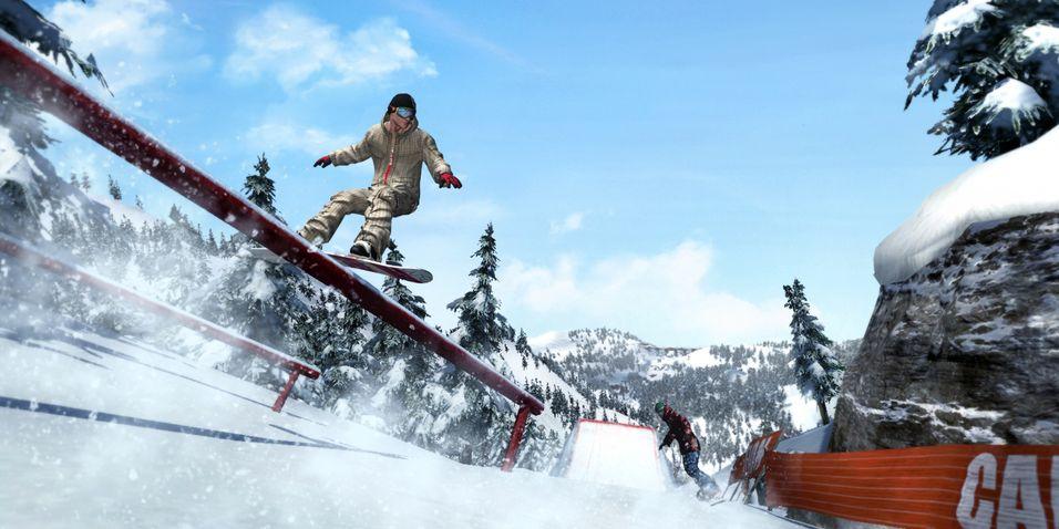 SNIKTITT: Shaun White Snowboarding