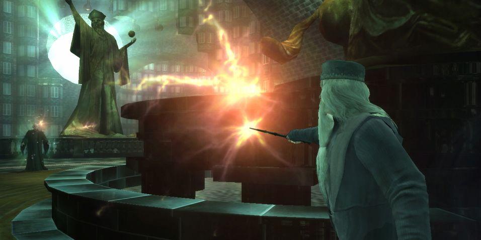 Harry Potter onlinespill på vei?