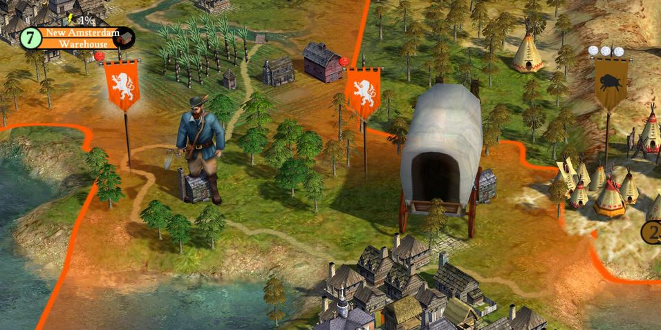 Civilization IV: Colonization annonsert