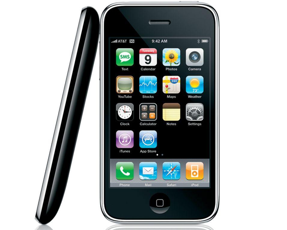 Alt om Iphone 3G