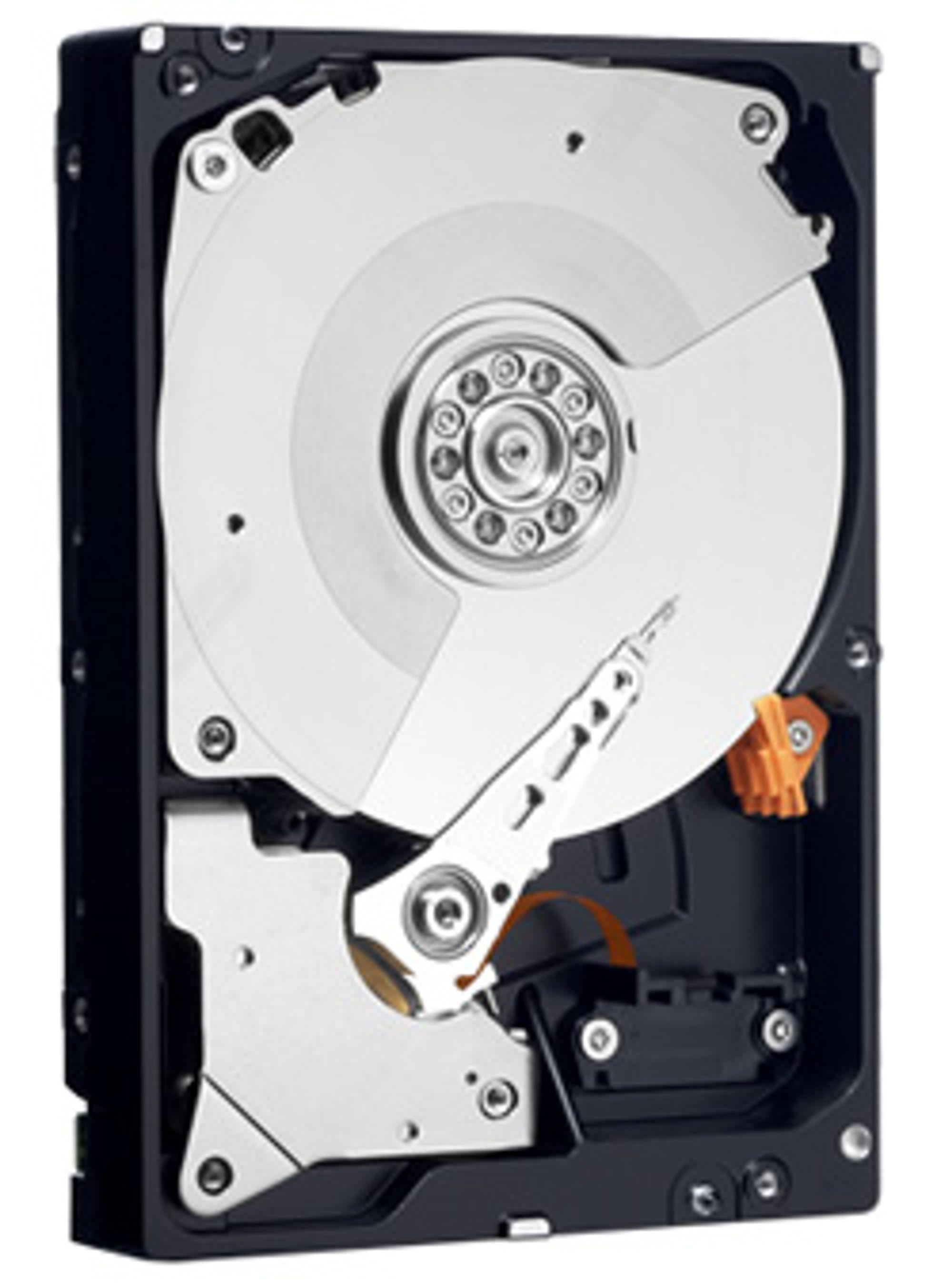 Western Digitals nye disker. (Foto: Western Digital)